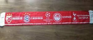 SCARF Crvena Zvezda/RED STAR Champions League 2019 Group B BAYERN Tottenham.