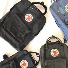 FJÄLLRÄVEN KÅNKEN Water Resistant Backpack Black (List$80)