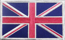 Stargate Atlantis TV Series British Flag Embroidered Patch