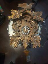 Vintage Black Forest Cuckoo Clock