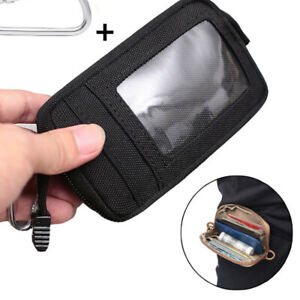 Tactical Wallet Card Bag Army Sports Key Change Purse Camping Men Waist Pack US