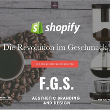 Premium Dropshipping Shopify Shop / Complete E-Commerce Design / All in One