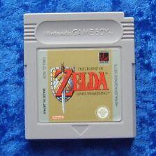 The Legend of Zelda Link´s Awakening, Nintendo GameBoy GB Spiel