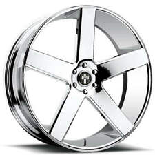 "4ea 26"" Dub Wheels Baller S115 Chrome Rims(S41)"
