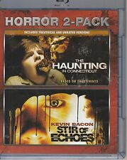 The Haunting in Connecticut Stir of Echos blu-ray Kevin Bacon Virginia Madsen