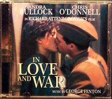 In Love & War [Original Movie Soundtrack] by George Fenton (CD, 1997 RCA Victor)