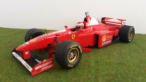 F1 FERRARI 1997 F310B # 6 E. IRVINE ASPREY o 1/18 MINICHAMPS 180970006 formule 1