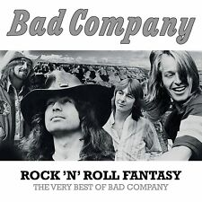 Bad Company ~ Rock 'n' Roll Fantasy ~ Very Best Of Greatest Hits ~ NEW CD ALBUM