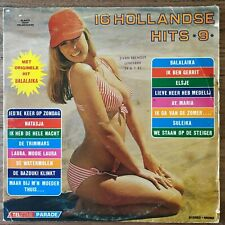 16 HOLLANDSE HITS - NO.9 - LP