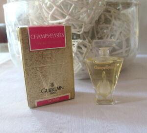 Miniature CHAMPS-ELYSEES EDT 5ml de GUERLAIN Mini Parfum. Vintage