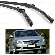 "24"" 20"" 2x Windscreen Wiper Blade Bracketless for Toyota Camry/Aurion 2006-2011"