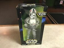 "1998 Kenner Star Wars Action Collection 12"" Figure MIB - AT-AT DRIVER"