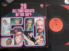 20 ALL TIME GREATS OF THE '50s...Johnny Ray,Doris Day,Four Lads, plus.......