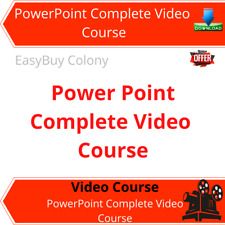 PowerPoint 2019 Video Training Course DOWNLOAD + Free Bonus