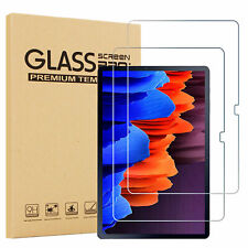"""(2PC) Tempered Glass Screen Protector For Samsung Galaxy Tab A7 10.4"""" 2020 T500"""
