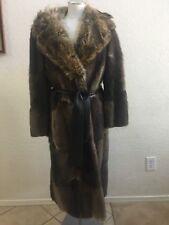 L.S. Ayres & Co Gorgeous Vintage Mink Fur Coat Women's L 10