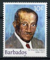 Barbados People Stamps 2020 MNH Builders of Barbados R/P Grantley Adams 1v Set