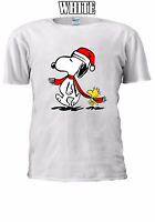 Snoopy & Peanut Christmas Xmas Family Best Gift Men Women T-shirt Unisex V45