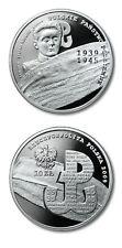 Poland Polish Underground State 10 Zlotych 2009 Proof Silver Crown