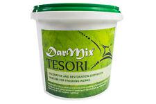 1,5 kg Spachtelmasse für Stuckprofile gebrauchsfertig Tesori Eimer DarMix fein