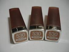 3 MAYBELLINE ColorSensational Lipstick Lip Color HOT SAND # 530 Matte Set of 3