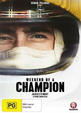 Weekend of a Champion NEW R4 DVD