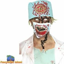Brown Mud Stain Spray Face Body Clothing Make Up Zombie Fancy Dress Halloween