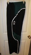 XL Adidas #32 Athletic Running Soccer Basketball Track Pants Boston Celtics