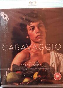 Caravaggio BRAND NEW BLU RAY