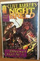 Clive Barker's Night Breed #21, Baphomet, Dan Brereton, 1992, NM-