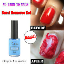 NEW 8ML Burst Magic Remove Gel Nail Polish Soak off Acrylic Clean Degreaser CA