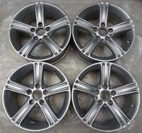 4 BMW Alufelgen Styling 393 7.5Jx17 ET37 6796242 3er F30 F31 4er F32  F3117