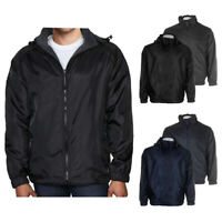 Maximos Men's LAX Water Resistant Reversible Jacket