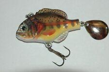 Pêche leurre Live réaliste model Oléron IØ pêche mer rivière 6,5cm 35g N°37