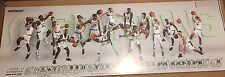 2016-17 Michigan State Spartans mens basketball schedule poster IZZO FINAL FOUR