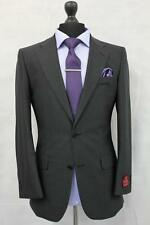 Pinstripe Long Two Button Suits & Tailoring Men's 34L