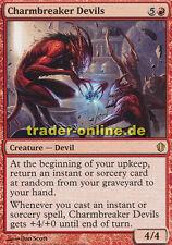 Charmbreaker les Diables (magie pionnier diable) Commander 2013 Magic