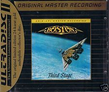 Boston Third Stage MFSL Gold CD Neu OVP Sealed UDCD 582