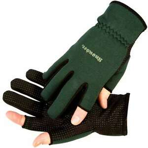 Snowbee Lightweight Neoprene Gloves - 13141 - Size Large