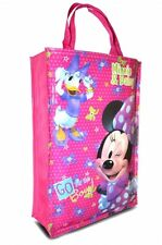 Disney Minnie And Daisy Gilrs Tote / Shopper Bag Brand New Gift