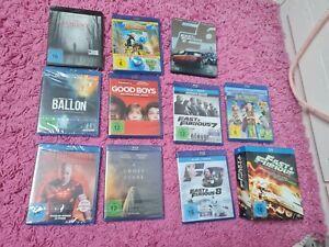 Blu-ray Paket / Kinder / Horror / Action /  Neue und gebrauchte Filme