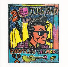 THE MODS Jukejoint Live Japan Import EP CD 1987 Rare 80's Japanese Rock Punk