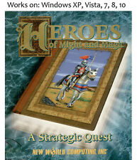 Heroes of Might and Magic 1996 PC Game