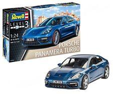 Porsche Panamera Turbo Revell 1/24 Plastic Kit