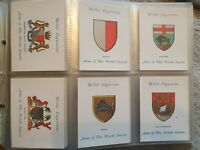 Arms of the British Empire (1933 2nd Series) Wills Cigarette Cards - Select Card