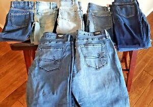 Boy's Blue Jeans or Pants Cat & Jack Levi's Denizen U Choose Size 5-14 Kids NEW