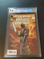 Star Wars: Knights of the Old Republic #9 1st Appearance of Revan! Rare CGC 9.6!