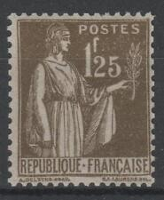 """FRANCE STAMP TIMBRE N° 287 """" TYPE PAIX 1F25 OLIVE """" NEUF xx TTB  N435"""