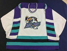 Vintage Orlando Solar Bears Hockey-Minors Bauer Jersey SizeXL