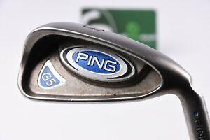 Ping G5 #3 Iron / 21 Degree / Regular Flex Ping TFC 100 I Shaft / PISG5036